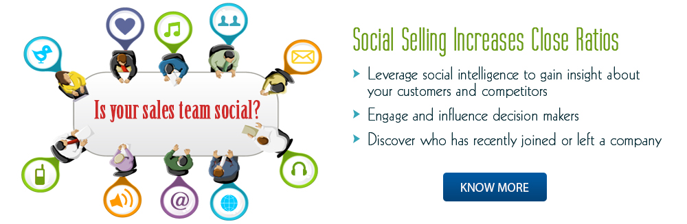 IntelliBuzz Social Media Solution for Sales Teams to gain social intelligence